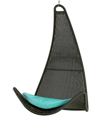 Glacier Pillow & Urban Balance Curve Chair