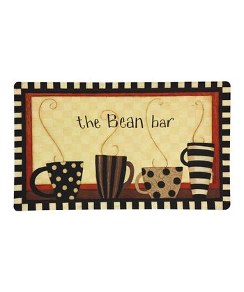 Coffee 'Bean Bar' Mat