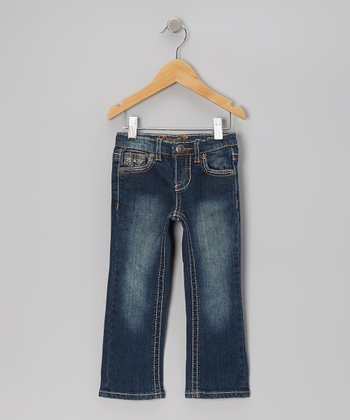 Medium-Wash Kingston Jeans - Toddler & Girls