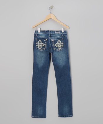 Medium Wash Stanford Jeans - Toddler & Girls