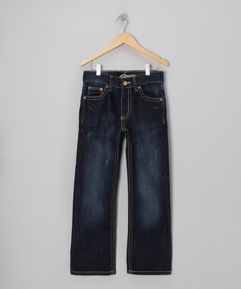 Dark Wash Anson Jeans - Boys