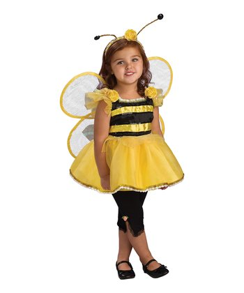 Girly Bee Dress-Up Set - Toddler