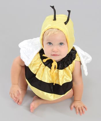 Black & Yellow Bee Dress-Up Set
