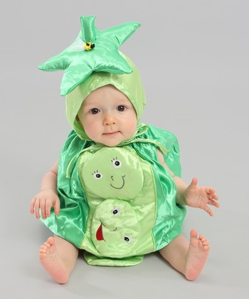 Green Sweet Pea Dress-Up Set