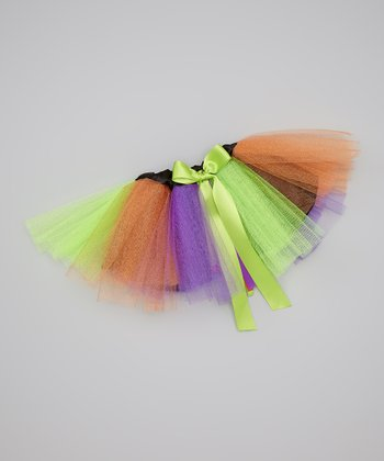 Scaredy Cat Doll Tutu