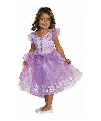 Lavender Princess Dress - Toddler & Girls