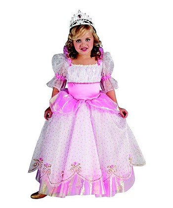 Rubie's Pink Princess Dress-Up Set - Girls