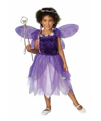 Rubie's Plum Pixie Dress-Up Set - Toddler & Girls