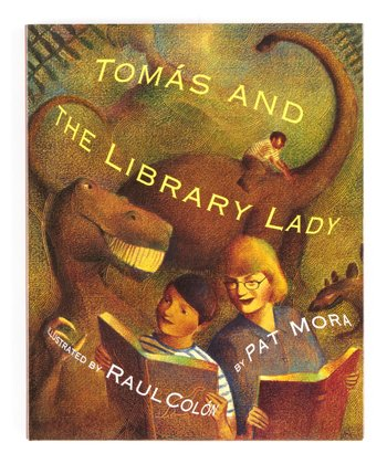 Tomas And The Library Lady Hardcover
