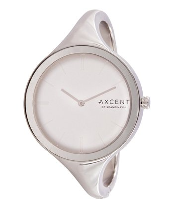 Silver Balance Watch - Women