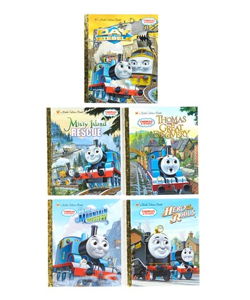 Thomas and Friends Boxed Hardcover Set