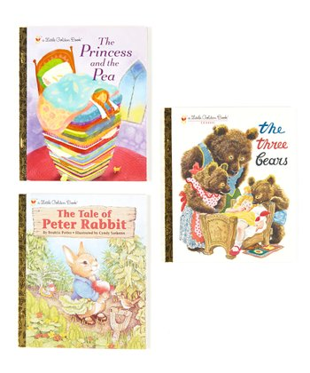 Bears, Princesses & Rabbits Hardcover Set
