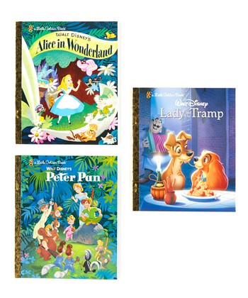 Peter Pan Hardcover Set