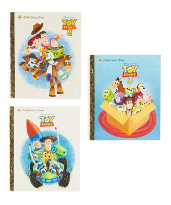 Toy Story Hardcover Set