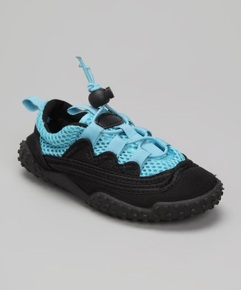 Light Blue Water Shoe