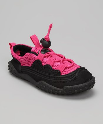 Fuchsia Water Shoe
