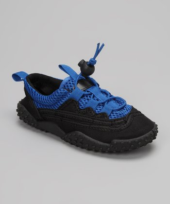 Royal Blue Water Shoe