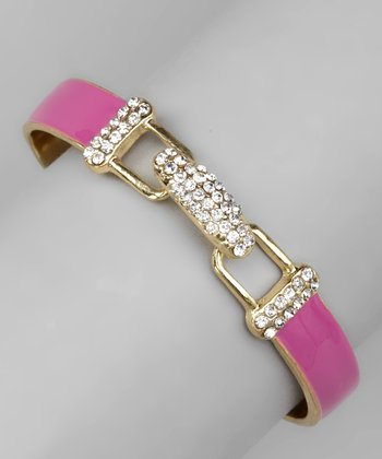 Hot Pink Ashley Bracelet