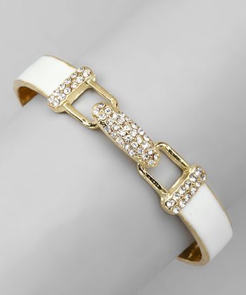 White Ashley Bracelet