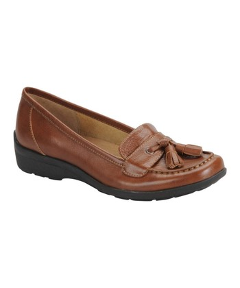 Tan Tanya Loafer