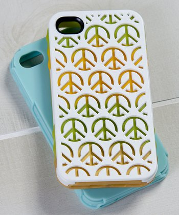 Woodstock Case Set for iPhone 4/4S