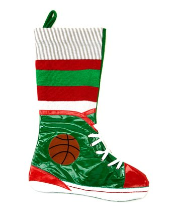 Basketball Shoe Stocking