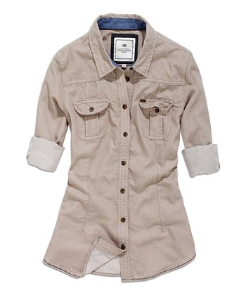 Safari Button-Up