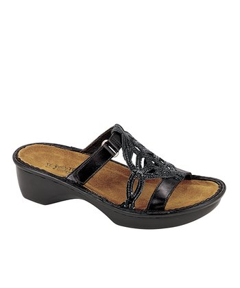 Black Granada Slide - Women