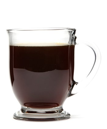Glass 16-Oz. Café Mug - Set of Six