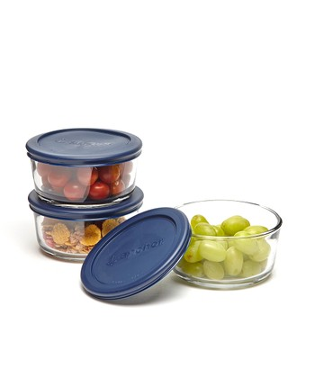 2-Cup Storage Container - Set of Three