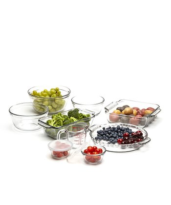 Oven Basics 11-Piece Bakeware Set