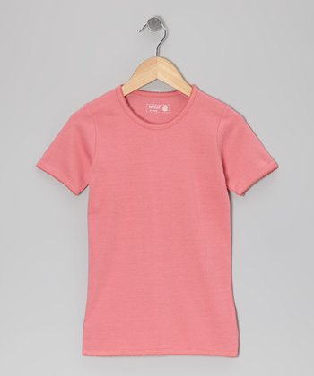 Pink Tee - Infant, Toddler & Girls