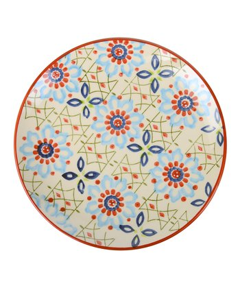Rose Global 7.5'' Round Plate - Set of Four