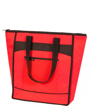 Red Chillout Thermal Tote