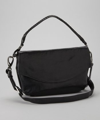 Black Lotte Shoulder Bag