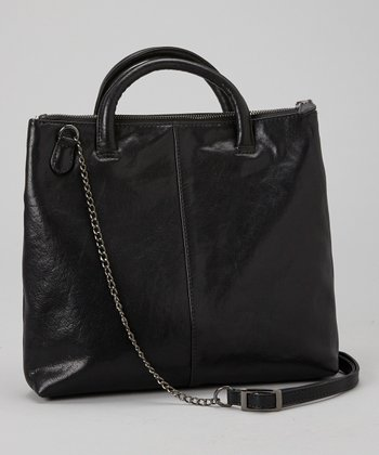 Black Gia Crossbody Bag