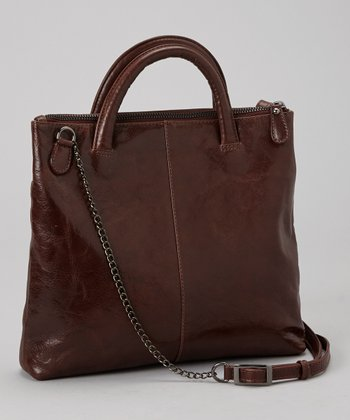 Chestnut Gia Crossbody Bag