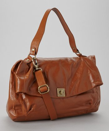 Tan Ellis Satchel