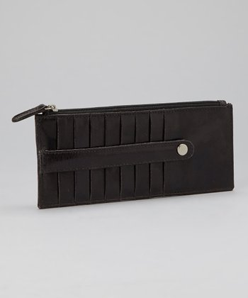 Black Stacker Wallet