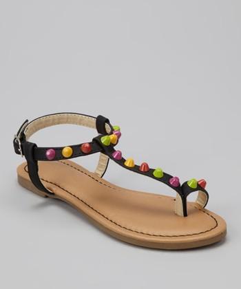 Black Bear Sandal