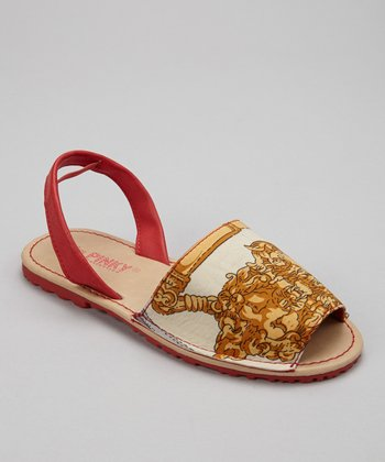 Red Earth Sandal