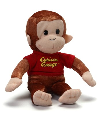 9'' Classic Curious George Plush Toy