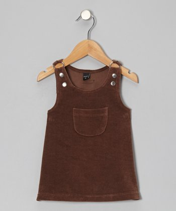 Brown Ring Jumper - Infant