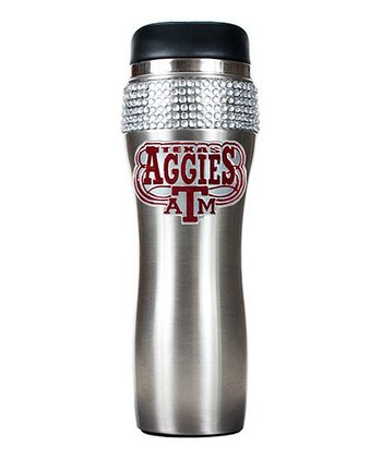 Texas A&M Stainless Steel Travel Mug