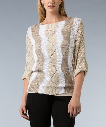 Natural Knit Sweater