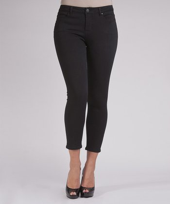 Liverpool Jeans Company Black Abby Skinny Ankle Jeans