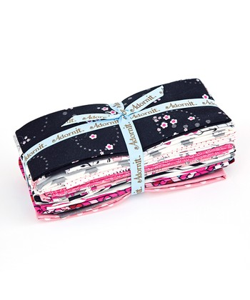 Princess Fat Quarter Fabric Set