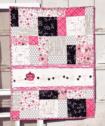 Princess Patchwork Quilting Kit
