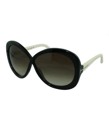 Black & White Margot Sunglasses