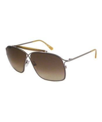 Gunmetal Felix Sunglasses